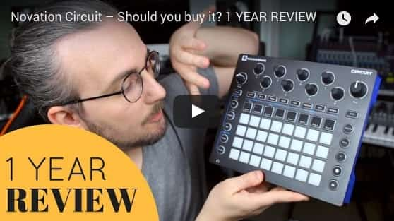 Novation Circuit Erfahrung
